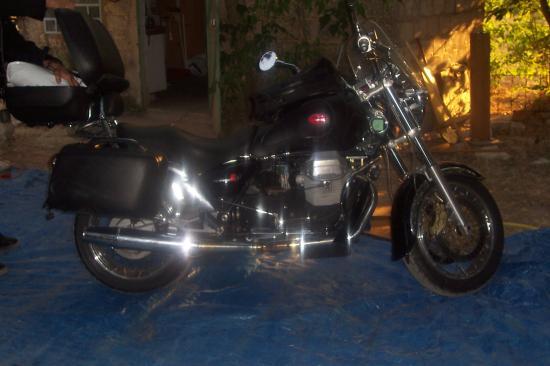 california 1100 ev  2003