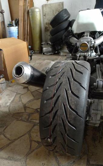 c est du pneu